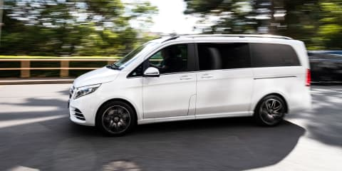 2018 Mercedes-Benz V250d Avantgarde review