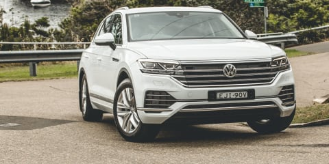 2020 Volkswagen Touareg 190TDI Adventure Edition review