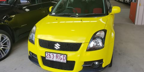 2010 Suzuki Swift Sport review