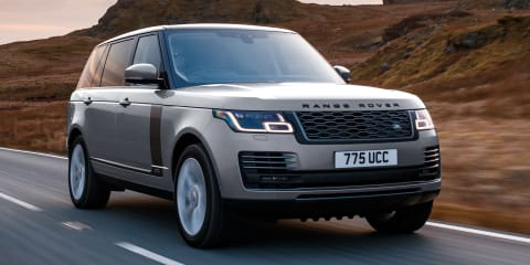 2020 Range Rover gains 48V Ingenium inline six, Apple CarPlay