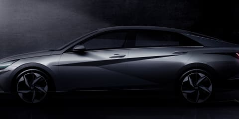 2021 Hyundai Elantra teased (now confirmed as i30 Sedan) - UPDATE: Watch the unveiling