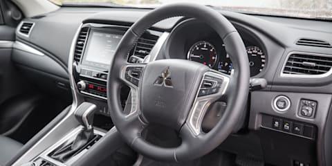 2020 Mitsubishi Pajero Sport GLS 7 review