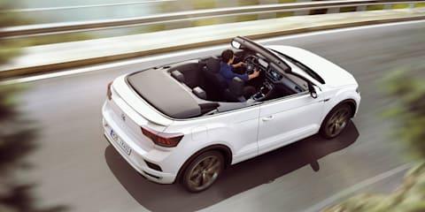 2020 Volkswagen T-Roc Cabriolet revealed