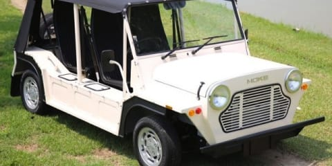 Moke: iconic beach buggy to return in 2014