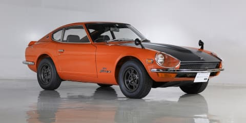 Old Datsun sells for $1.1 million, breaks auction records in Japan