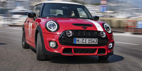 2021 Mini Paddy Hopkirk Edition price and specs: Classic rally-inspired edition available in Cooper S, JCW bodies
