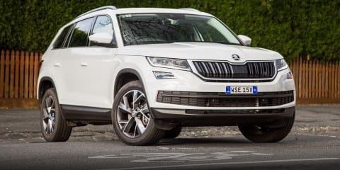 Skoda Australia sales on the rise