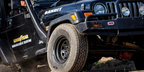 Goodyear Wrangler AT SilentTrac review