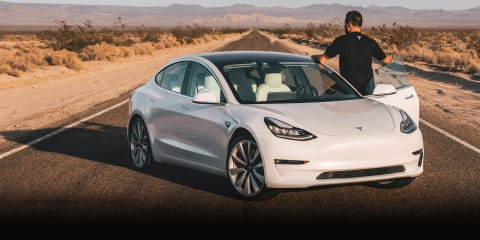2019 Tesla Model 3 Performance: Review and 0-100