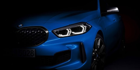 2020 BMW 1 Series teased