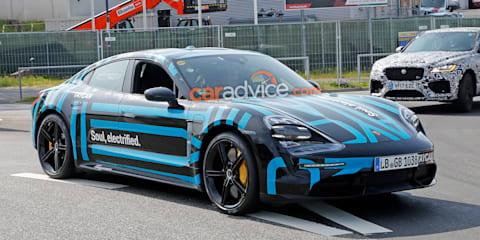 Porsche Taycan powertrain details revealed