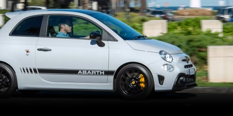 Abarth 595 Review Specification Price Caradvice