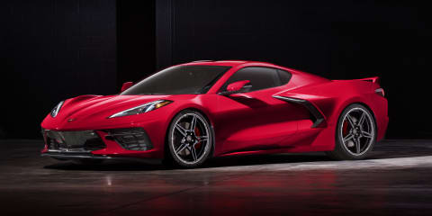 2020 Chevrolet Corvette revealed in full