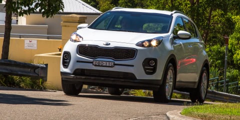 2016 Kia Sportage Si Review