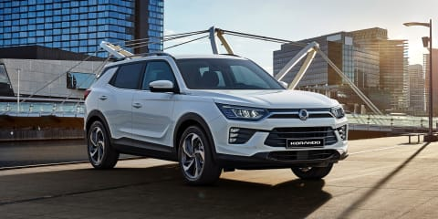 Ssangyong Korando EV to offer 420km range - report