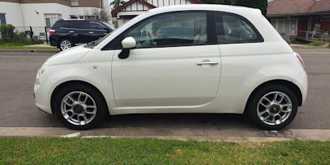2008 Fiat 500 POP review