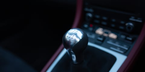 Endangered: The decline of manual transmissions