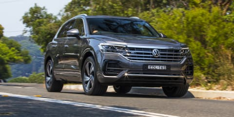volkswagen touareg review specification price caradvice volkswagen touareg review