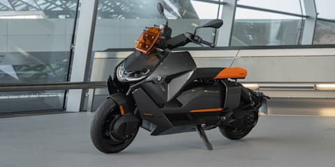 BMW Concept Definition CE 04 – UPDATE: Electric scooter confirmed for Australia