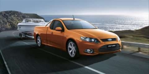 Ford Falcon Ute Video Review
