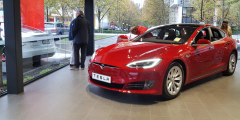 2017 Tesla Model S Walk Around