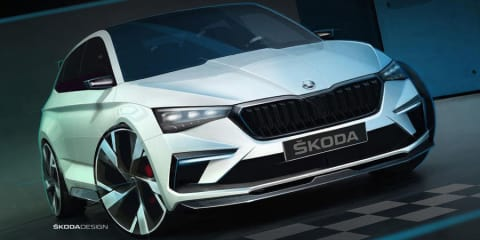 Skoda: Scala RS 'would make sense'