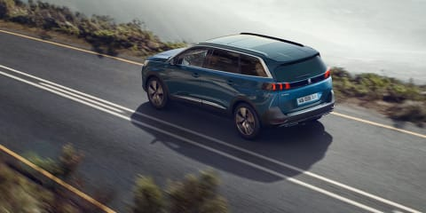 2021 Peugeot 5008 seven-seat SUV revealed