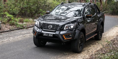 2020 Nissan Navara N-Trek Warrior long-term review: Around town