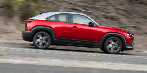 2021 Mazda MX-30 Hybrid review