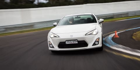 2015 Toyota 86 track day review – Sandown Raceway
