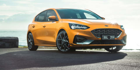 2021 Ford Focus ST price and specs: Hot hatch gains tech, loses equipment