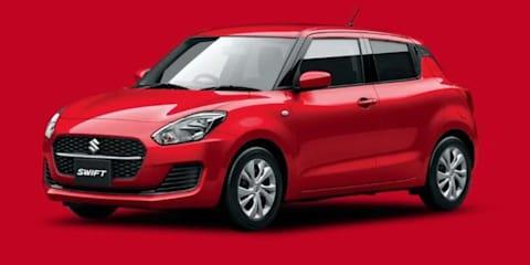 New Suzuki Swift breaks cover ahead of its arrival in a few months