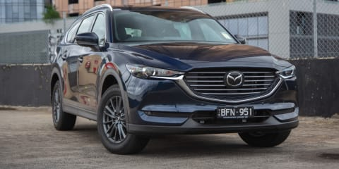 2020 Mazda CX-8 Touring petrol review