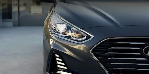 2017 Hyundai Sonata revealed in New York