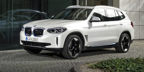 2022 BMW iX3: Pre-order books open, first deliveries due late 2021