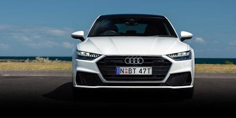 2019 Audi A7 55 TFSI review