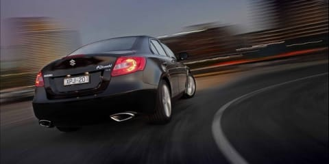 Suzuki Kizashi Video Review