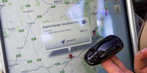 Tesla Model S road trip – Sydney to Melbourne