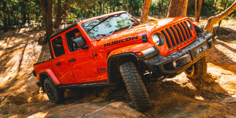 2020-2021 Jeep Gladiator recalled due to an exposed tow hook