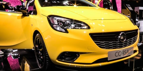 Opel: 2014 Opel Corsa - first look