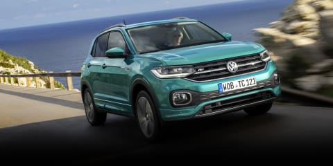 2020 Volkswagen T-Cross 85TSI review: International launch