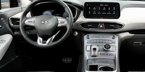 2021 Hyundai Santa Fe revealed ahead of Australian launch