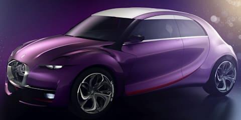 Citroen DS2 to debut at 2014 Paris motor show: report
