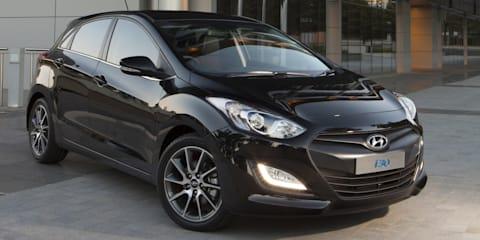 Hyundai i30 SR concept previews new sports hatch