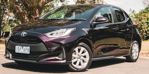 2020 Toyota Yaris SX review