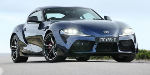 2020 Toyota GR Supra GTS review