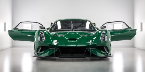 Brabham Automotive delivers its first BT62 hypercar