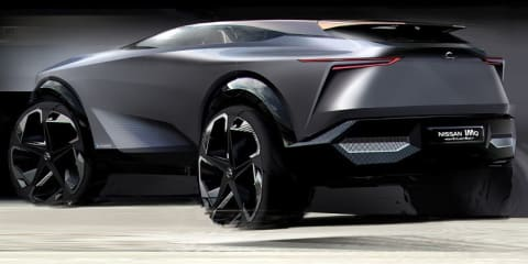 Nissan IMQ concept teased