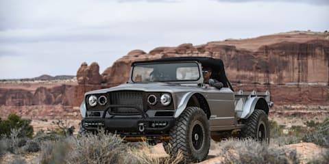Driven: Jeep's monster 707-horsepower Five-Quarter Concept