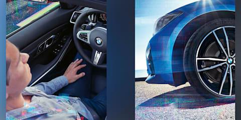 2019 BMW 3 Series Hoffmeister kink revealed